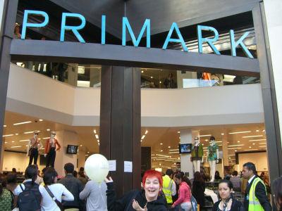 me at Primark