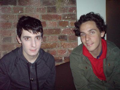 Alisdair and Charles